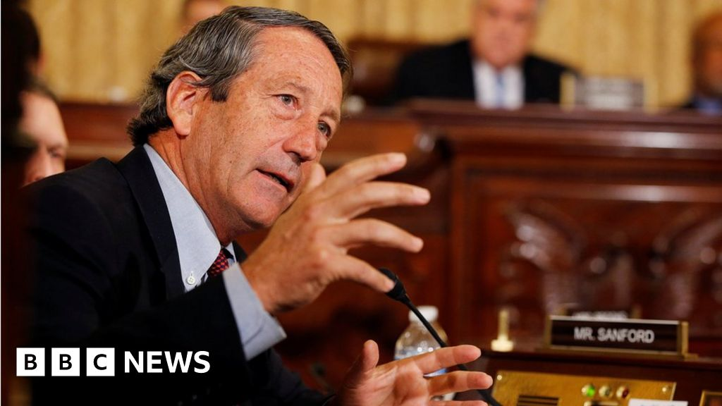 Mark Sanford: Long-time Trump critic joins Republican race to unseat Trump