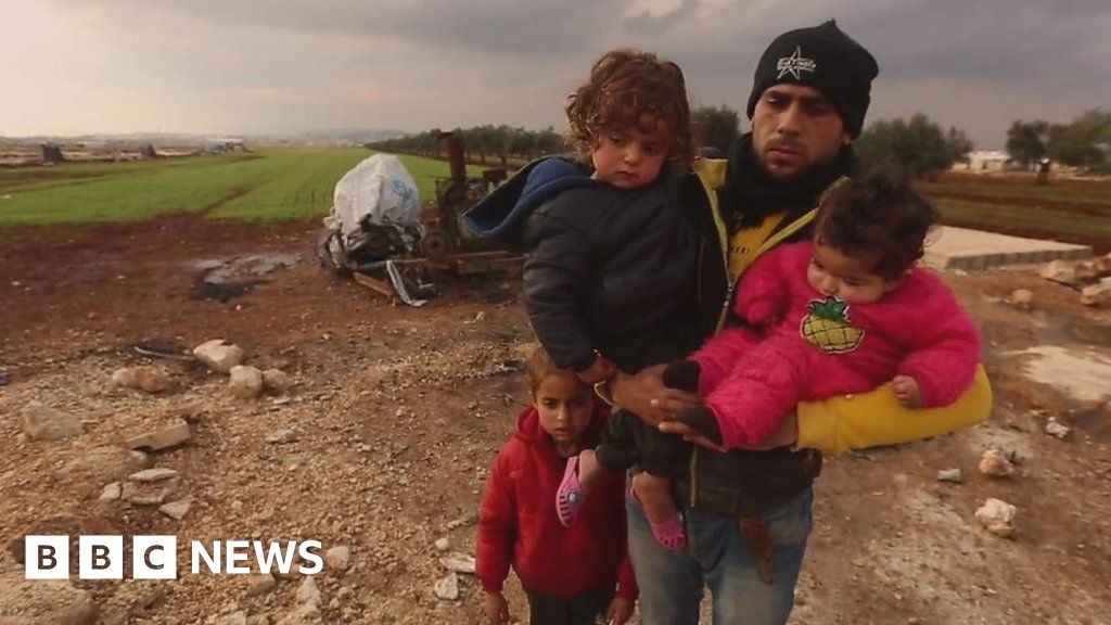 Inside Syria's final rebel stronghold thumbnail