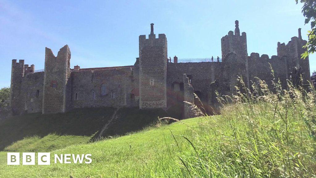 Framlingham Castle's million pound makeover