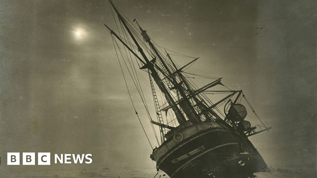Anyone ever Shackleton found lost the ship?