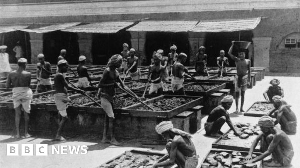 How Britain's opium trade impoverished Indians