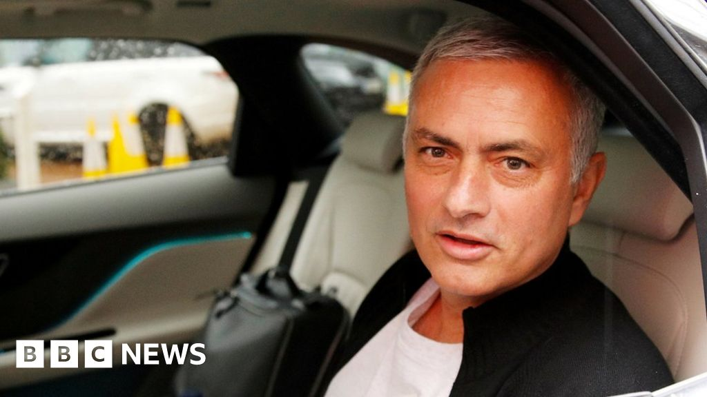 Jose Mourinho admits tax fraud in Spain thumbnail