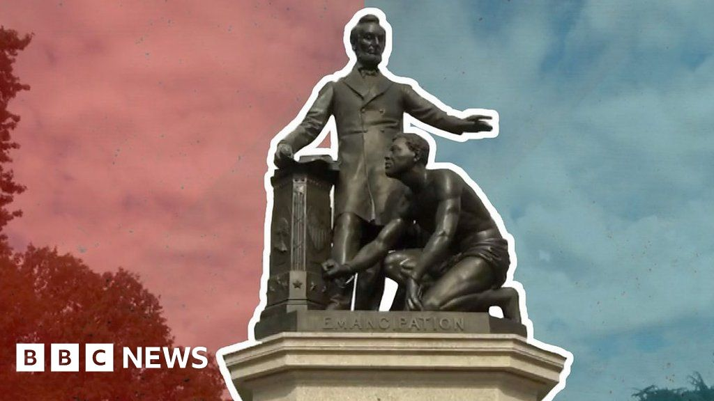 Why monuments within the US are being taken down thumbnail