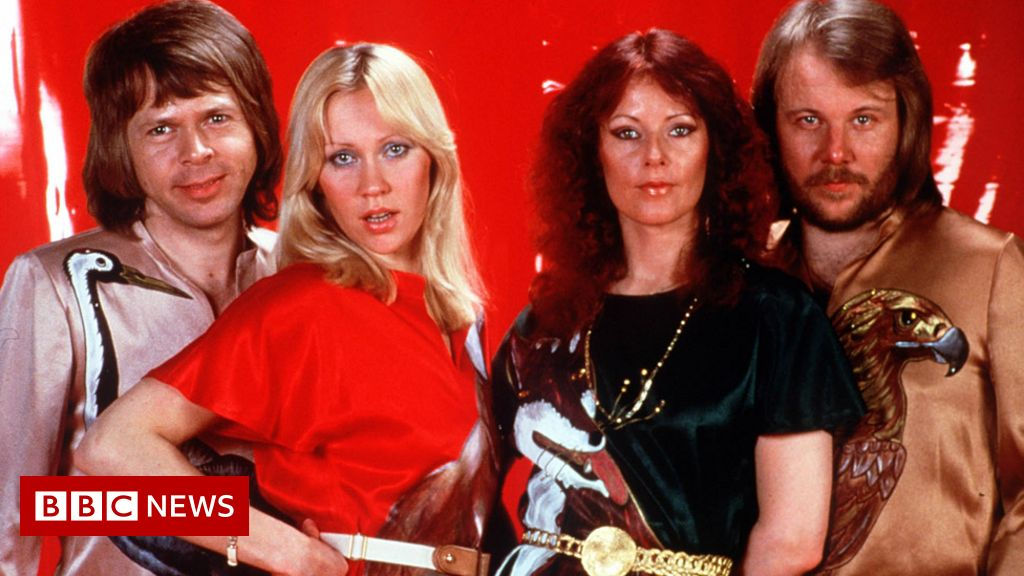 'Abba saved 2021' – why the Swedish band have not gone out of fashion – BBC News