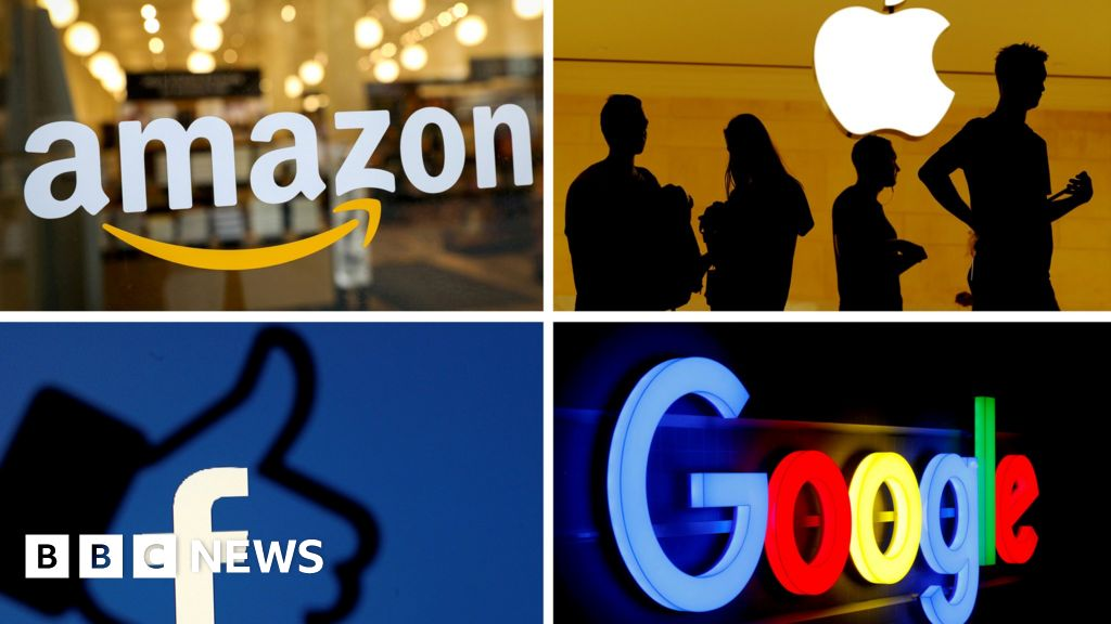 For Amazon, Apple, Facebook and Google business is booming