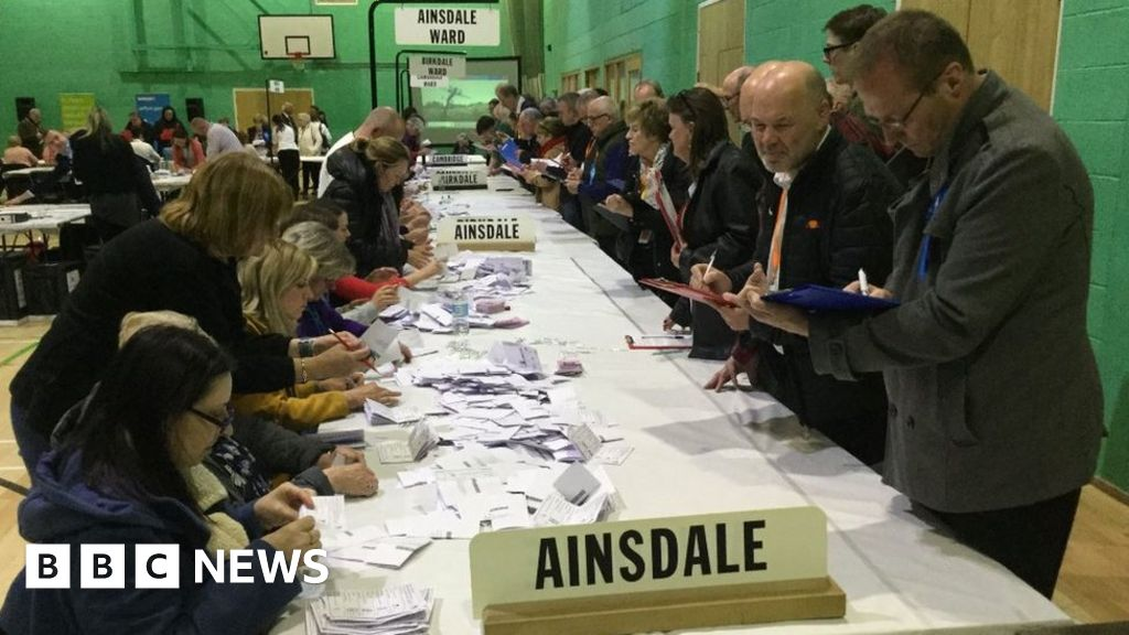 Local elections 2018: Labor keeps control in Merseyside - BBC News