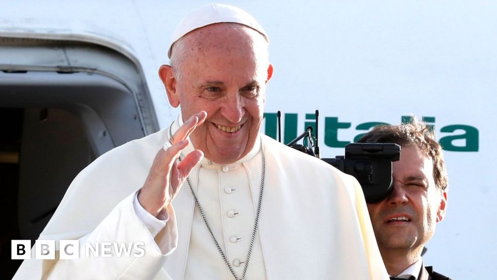 Pope's Ireland visit: Tickets are released