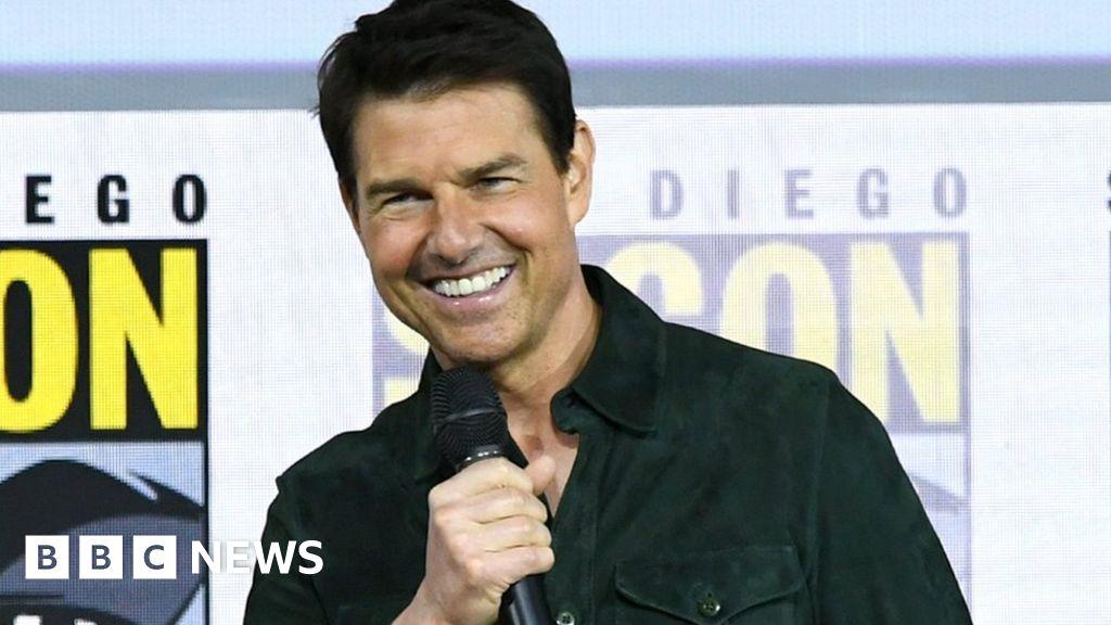 Comic-Con: Top Gun 2, Marvel video game and Terminator
