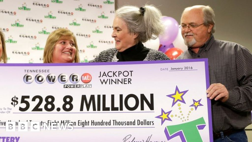 The holders of two other winning tickets are yet to be named