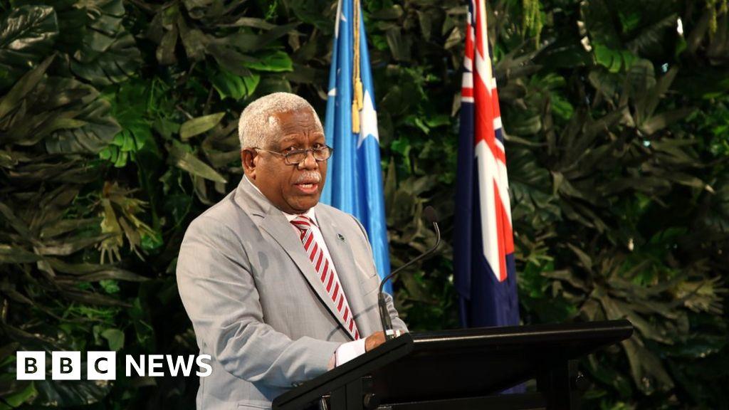 Australia's Solomons deal shuts out Huawei