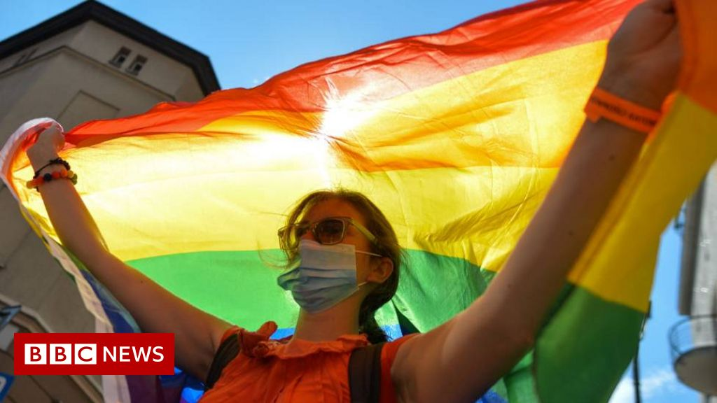 Inside Poland's 'LGBT-free zones' - BBC News