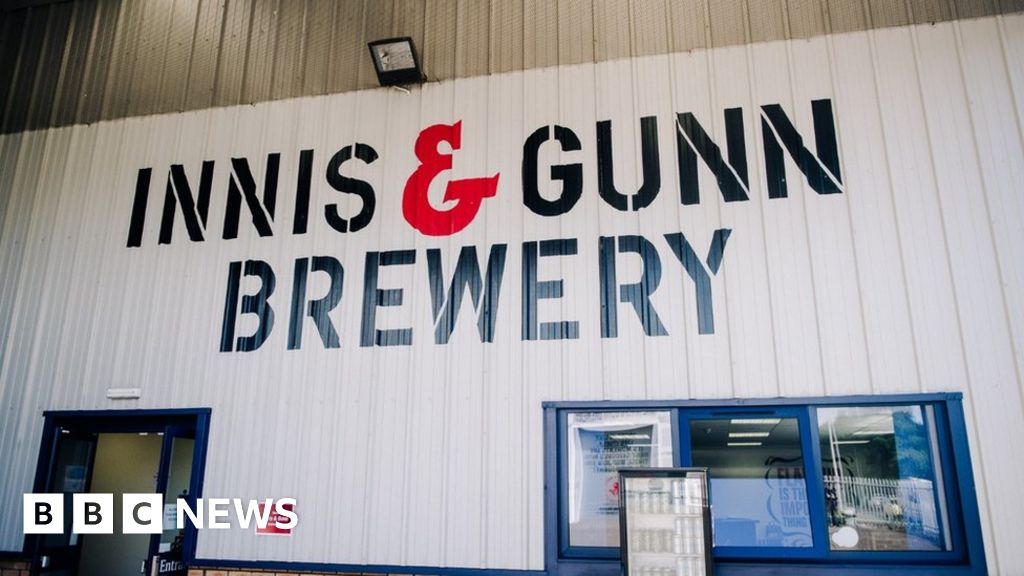 Innis & Gunn reports 22% rise in annual turnover - BBC News