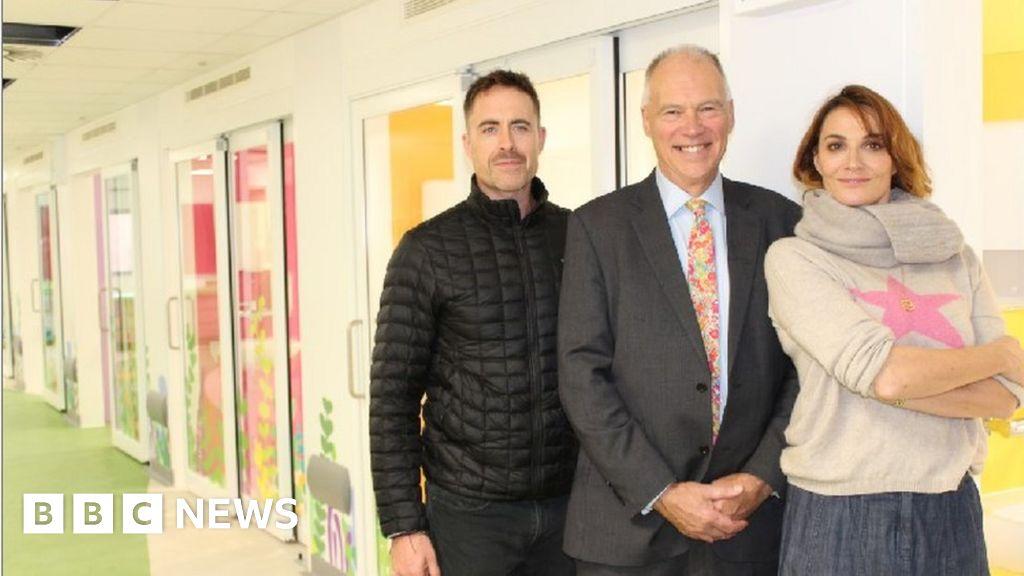 Southampton Children's Hospital meets A&E unit fund target ...