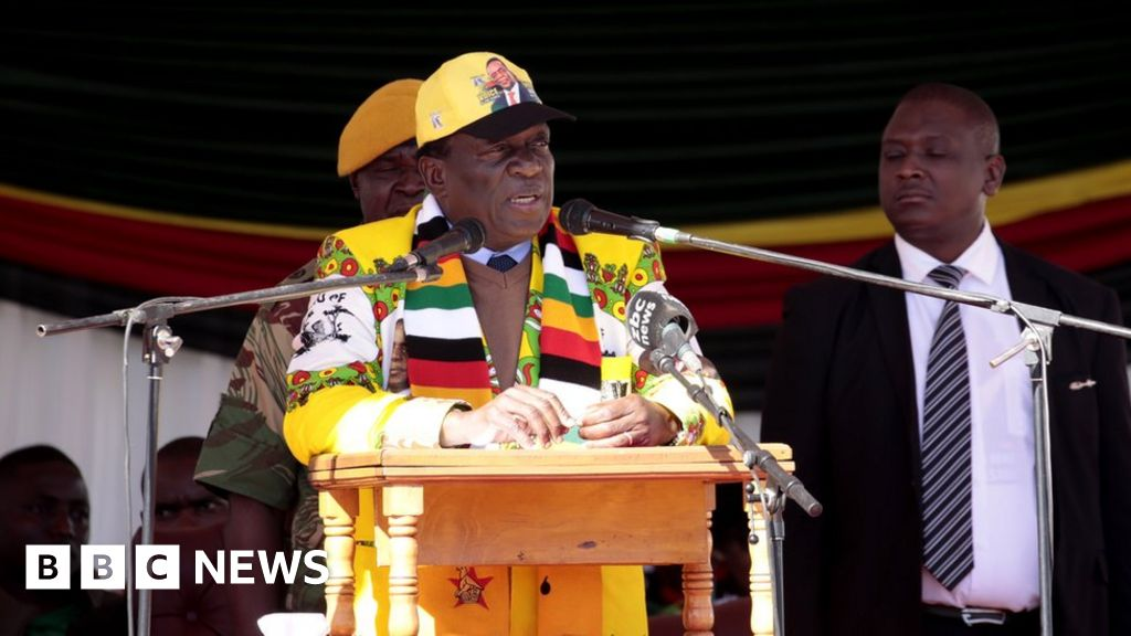 Zimbabwe chief makes racial team spirit enchantment thumbnail