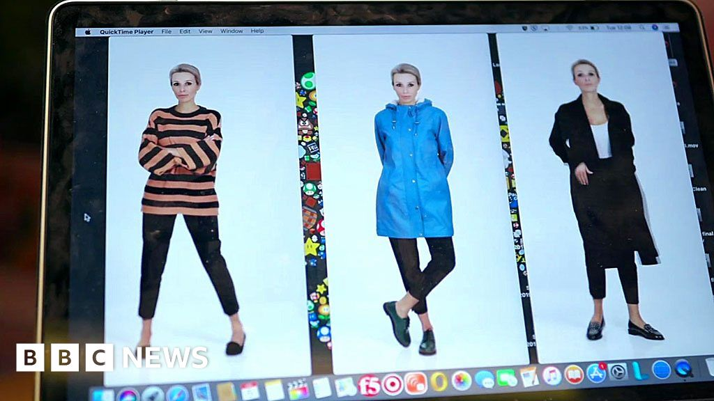 The App that Can Turn You into a Fashion Model
