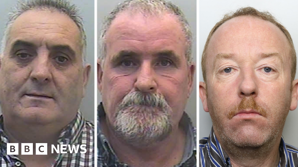 Irish gang scammed farmers out of £1.2m