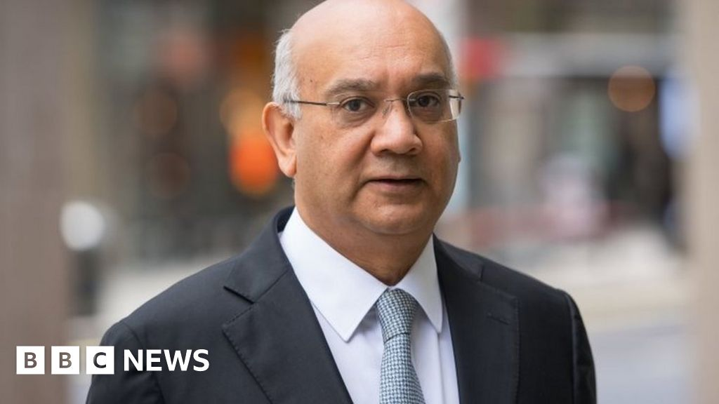 MP Keith Vaz suspended from Commons after drug and sex inquiry