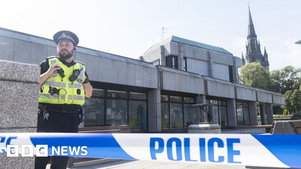 Man admits rape of teenager in Aberdeen shopping centre roof area