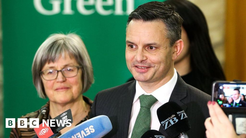 NZ shock over climate change minister attack