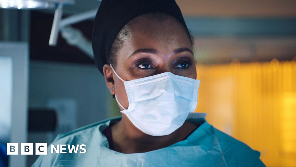 Coronavirus: casualty and Holby city to donate protective equipment to the NHS