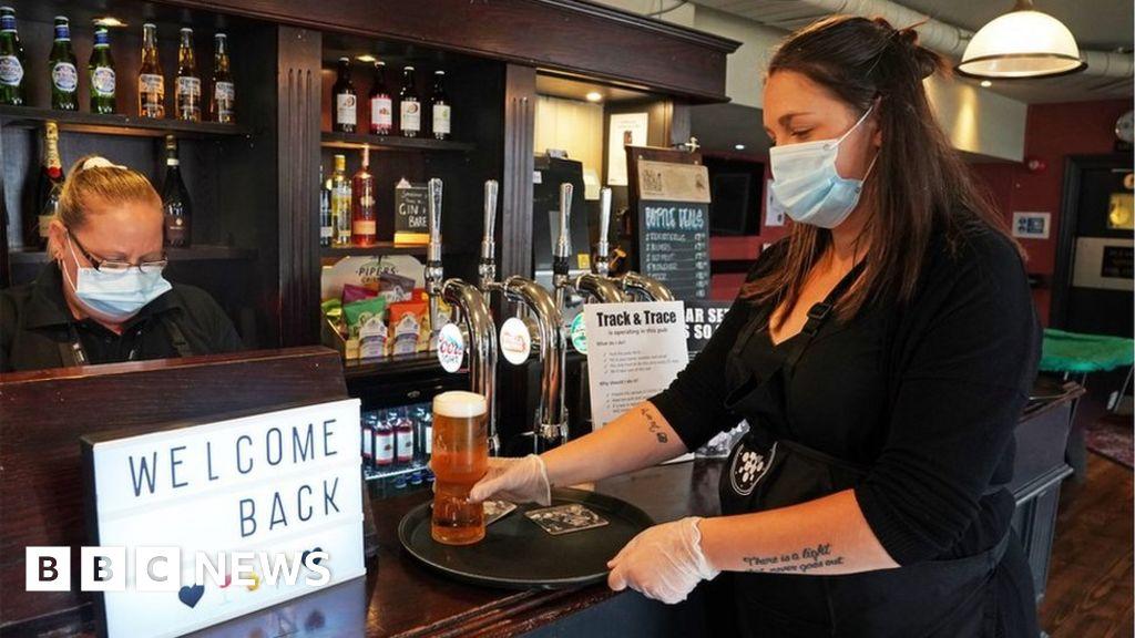 'Think fastidiously' earlier than visiting English pubs, Scots warned thumbnail