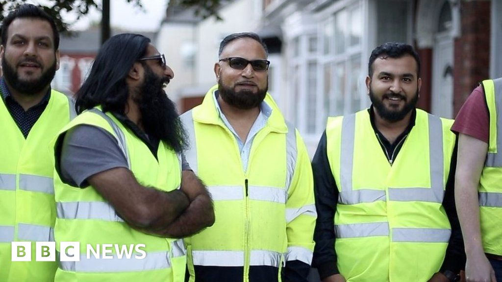bearded heroes