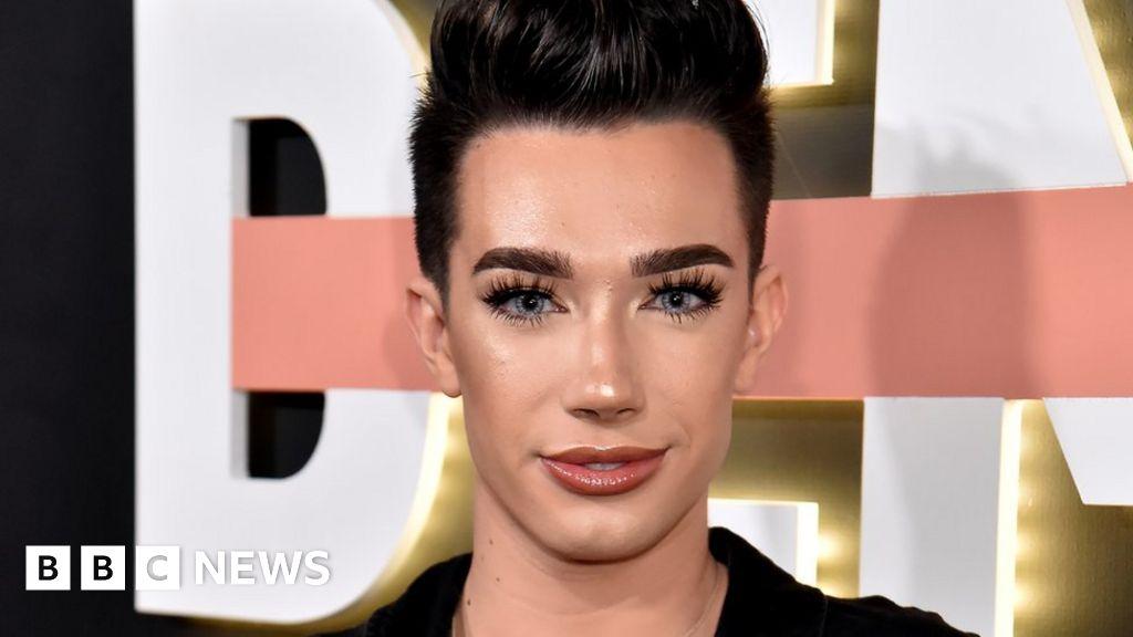 YouTuber James Charles Tells LBC Birmingham Crowd 'Normal'