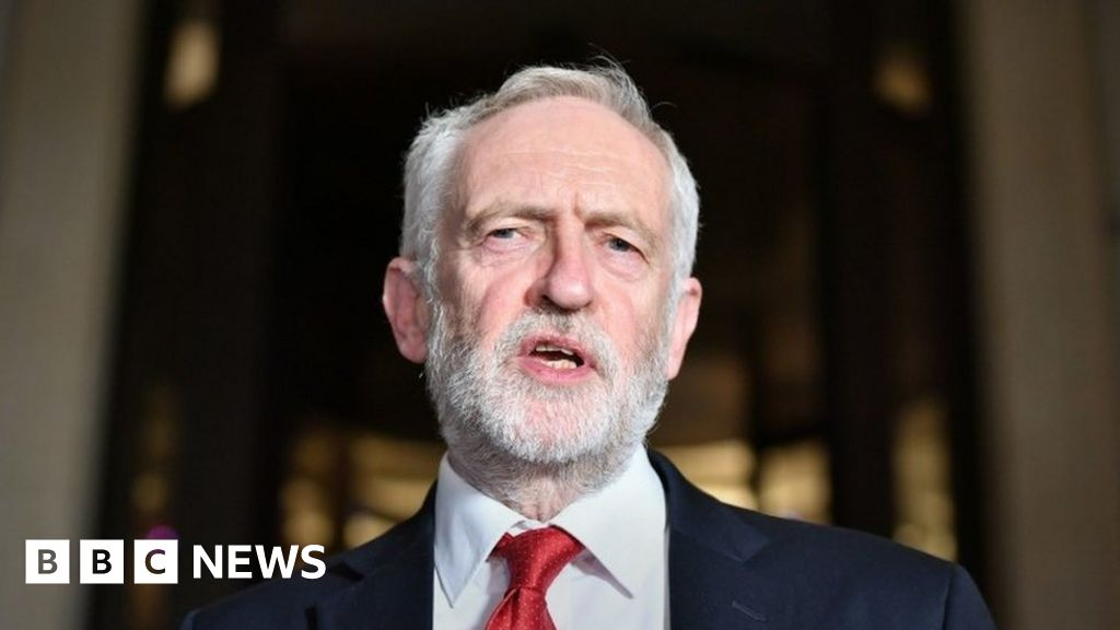 Labour suspends Jeremy Corbyn over anti-Semitism report