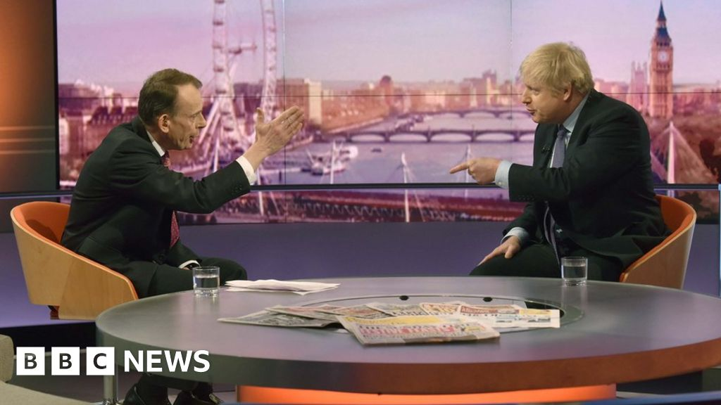 General Election 2019: Boris Johnson s interview with Andrew Marr fact-checked