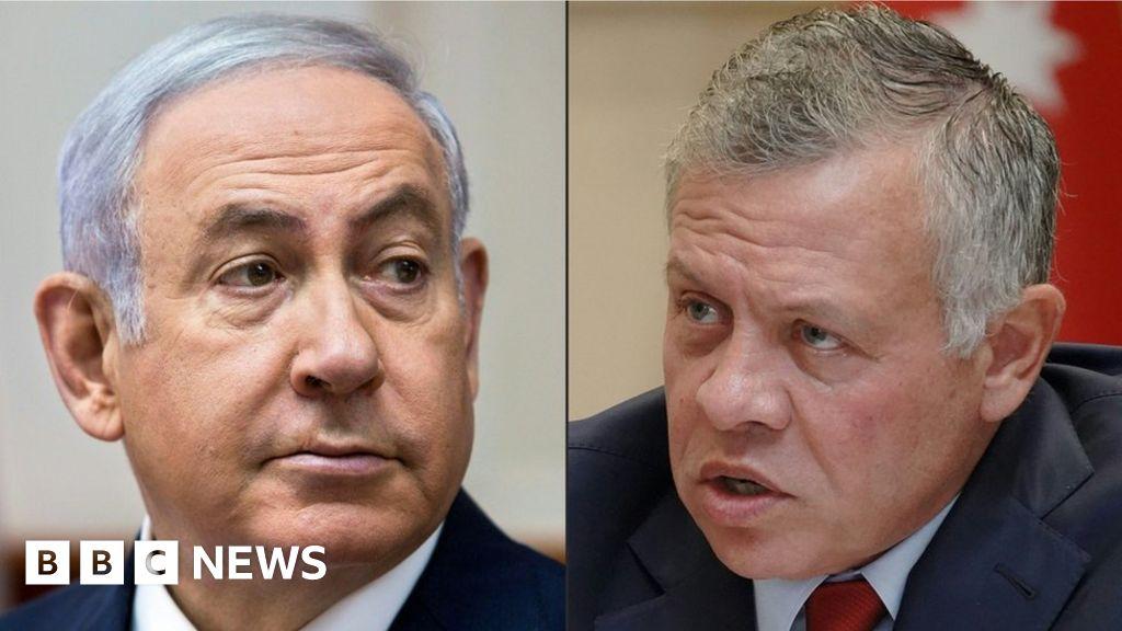 Jordan seeks to end Israel land lease