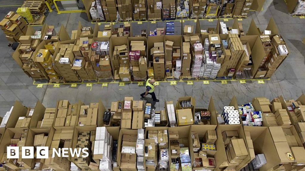 Amazon And Ebay Evict Sellers Amid Vat Crackdown Bbc News
