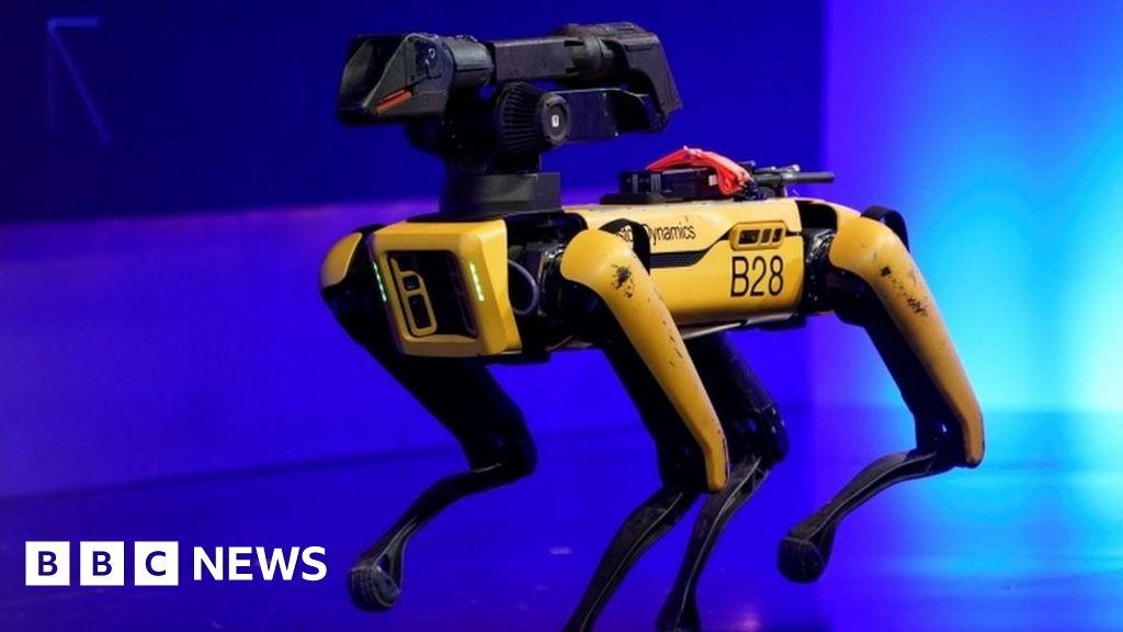 Boston Dynamics boss learned by