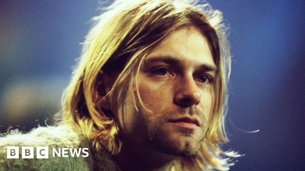 Six Reasons Why We Still Love Kurt Cobain Bbc News