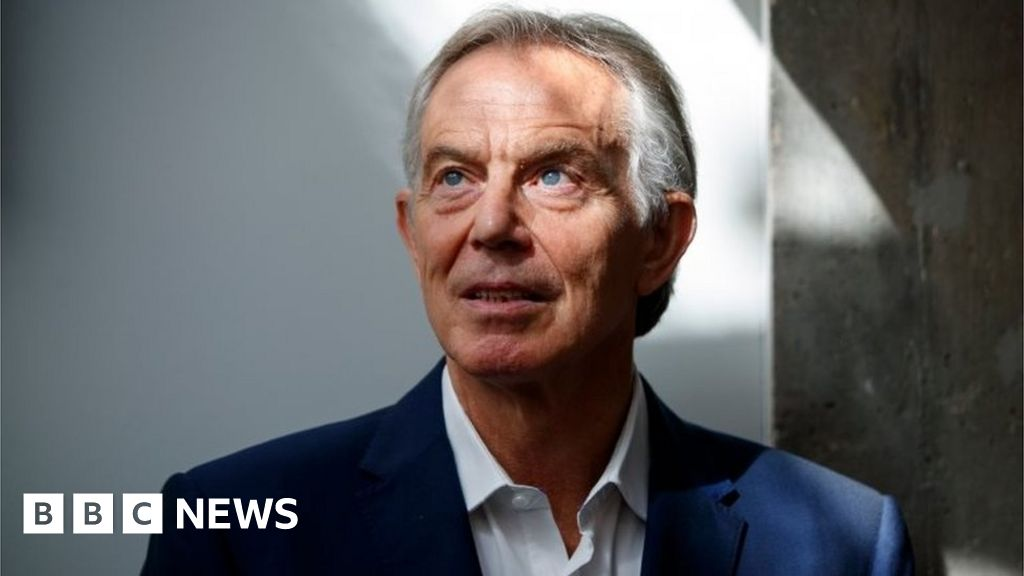 "Tony Blair: labour needs a ""head-to-toe renewal"""