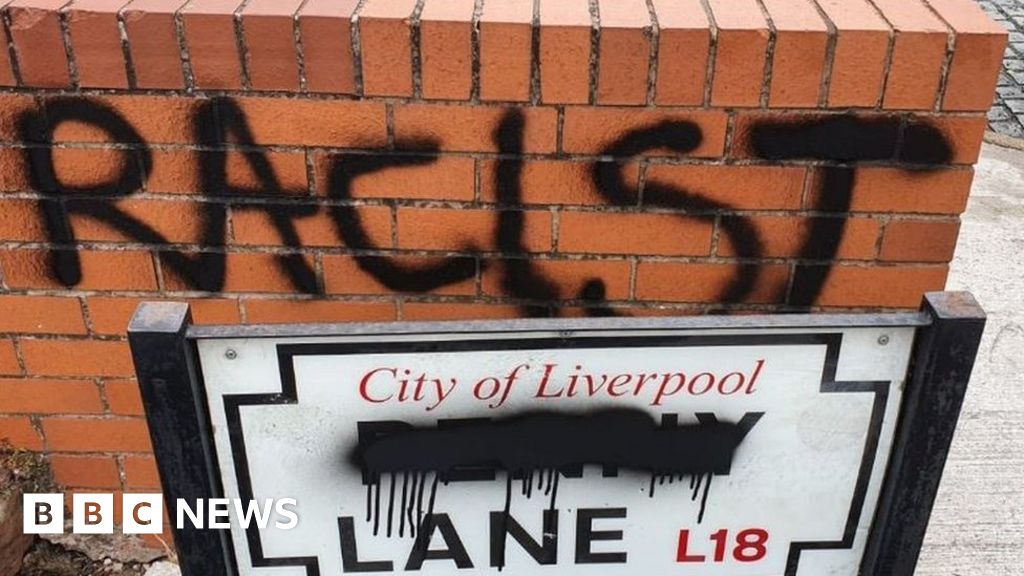 Penny Lane-made character unrecognizable in Liverpool, over the slavery claims