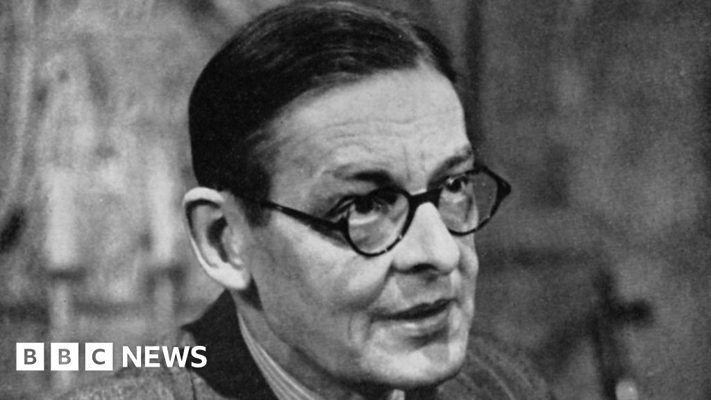 TS Eliot letter sheds light on early relationship