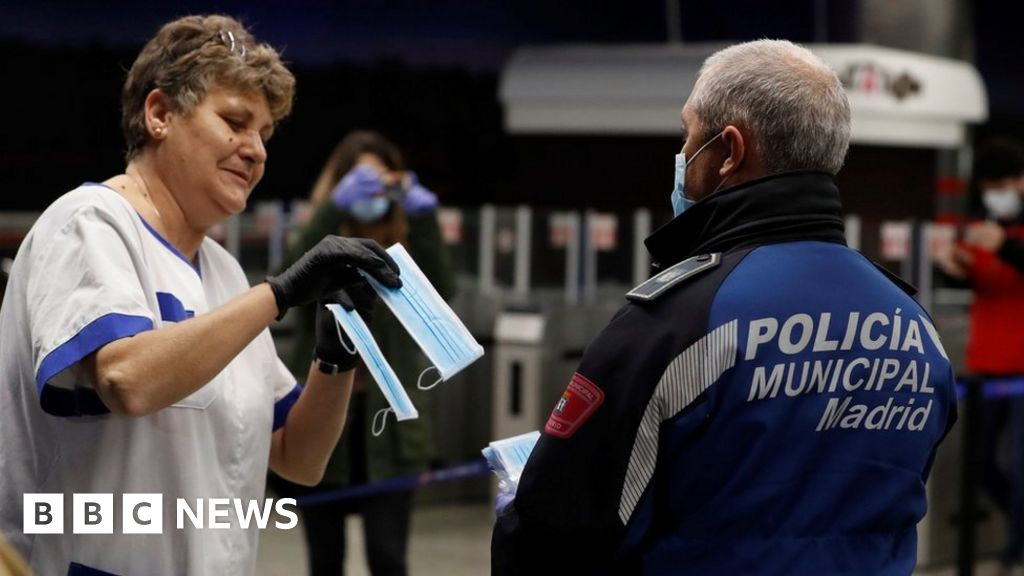 Coronavirus: Spain begins to facilitate lockdown to revive economy