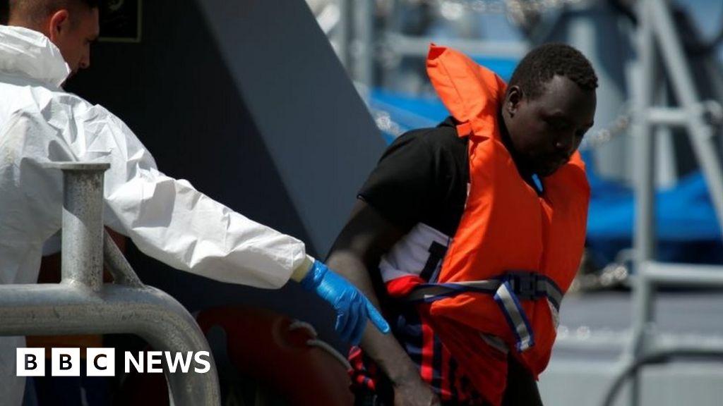 EU to take migrants from Alan Kurdi rescue ship thumbnail