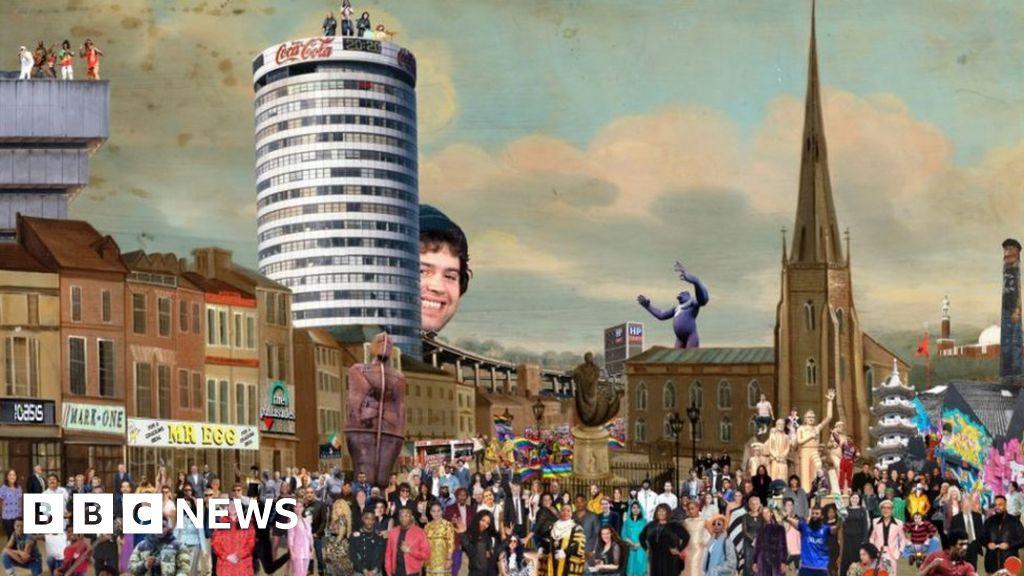 Cold war, Steve: Twitter satirist celebrates Birmingham s newest work