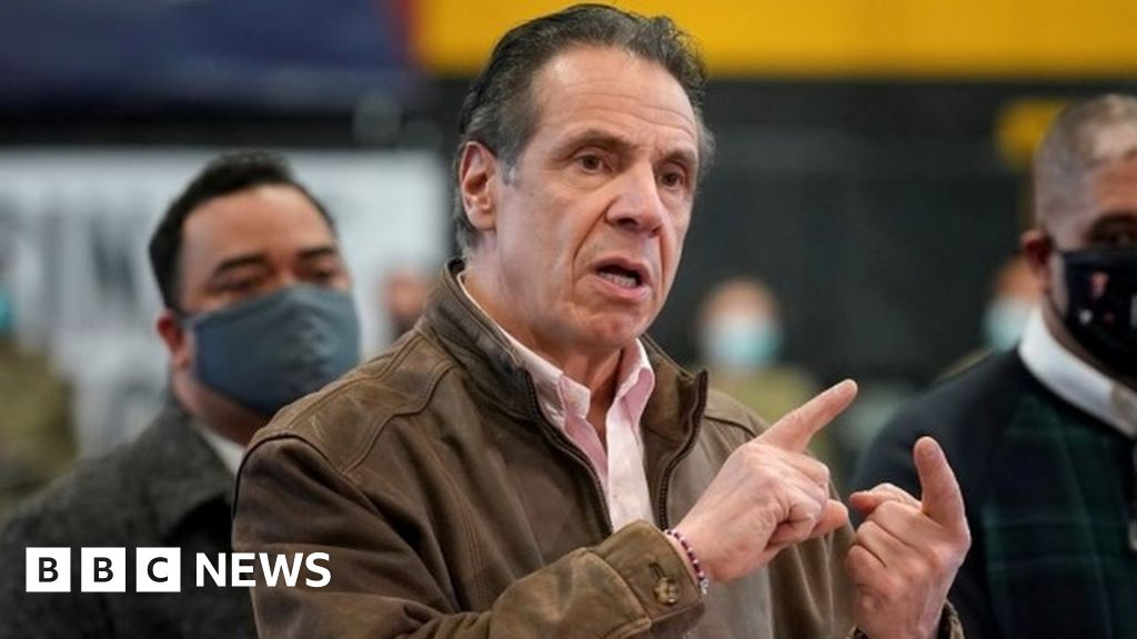 New York Governor Cuomo faces fresh claims of sexual harassment