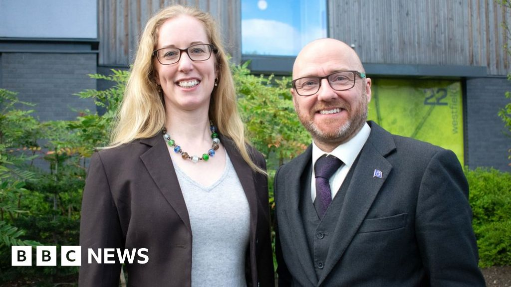 Scottish election 2021: Greens plan to create new 'industrial age'