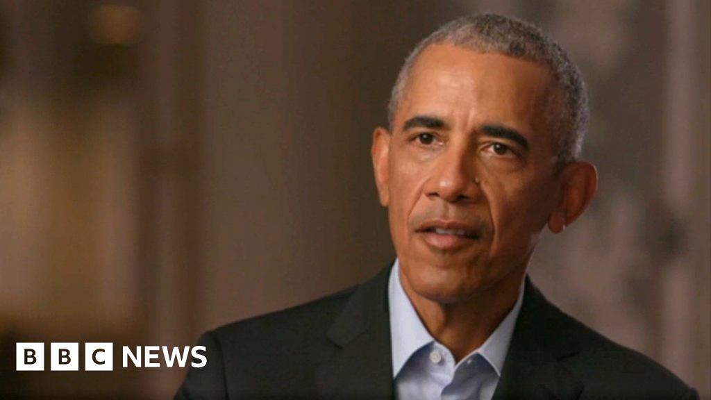 Barack Obama: One election won't stop US 'truth decay'