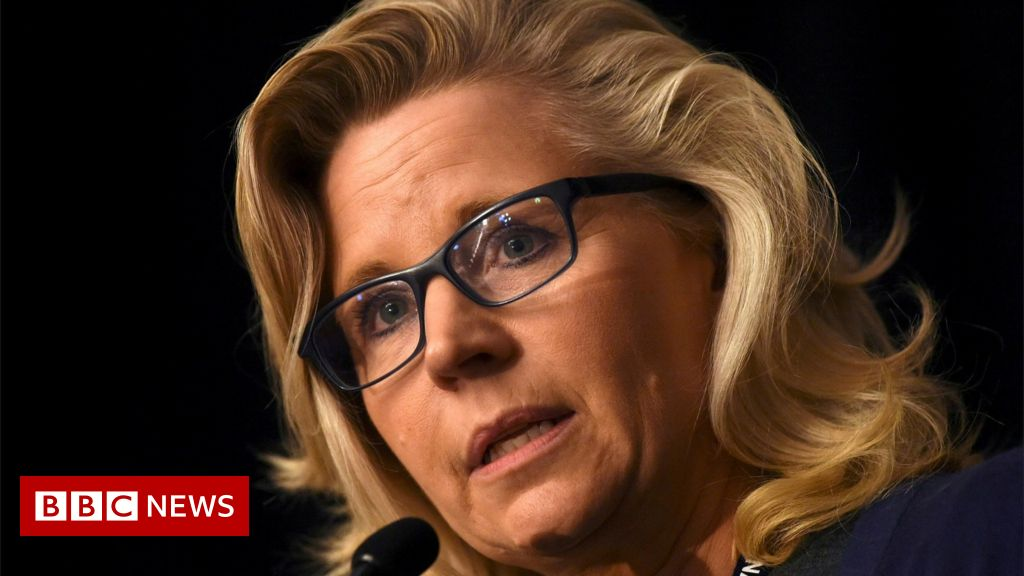 Liz Cheney: Republican ousted from leadership for challenging Trump election claims