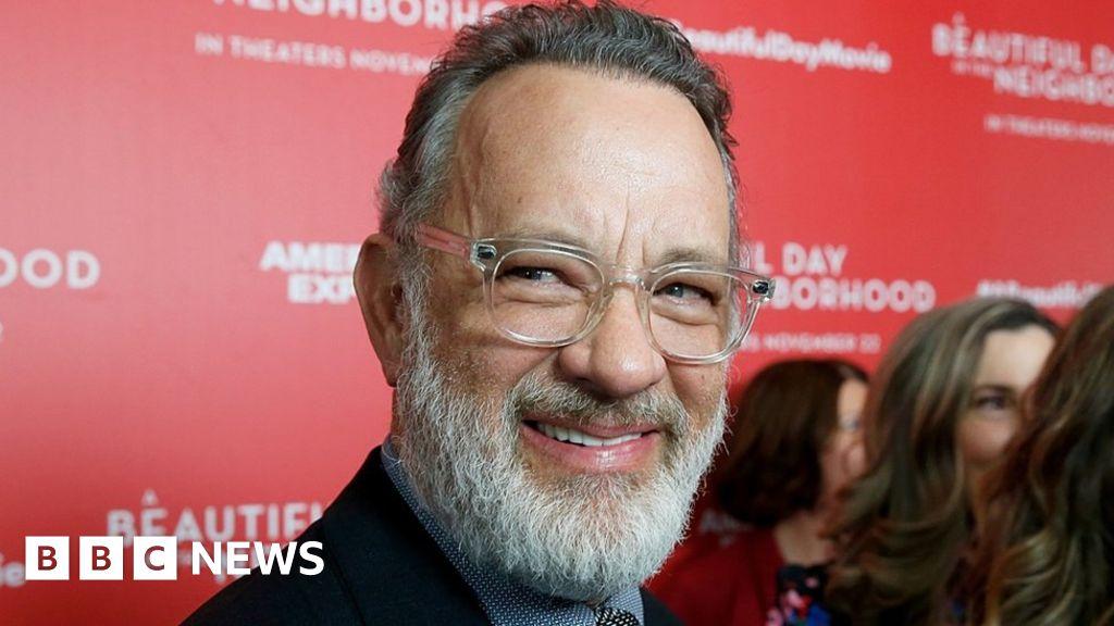 Tom Hanks offers friendship to bullied boy named Corona