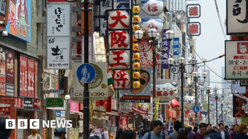 Japan GDP: Natural disasters hit economic growth