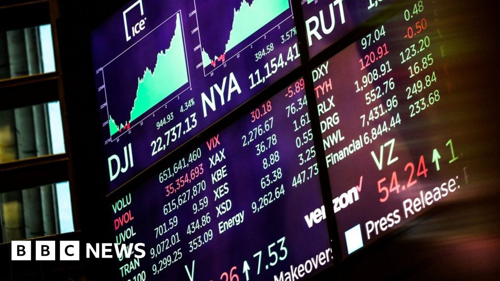 US stock markets rally after pre-Christmas slump