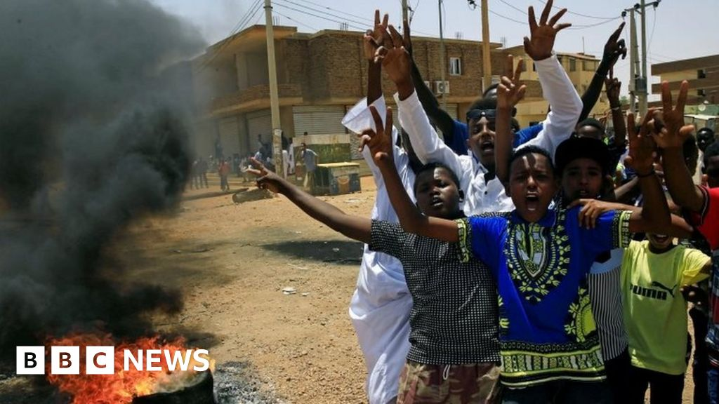 African Union suspends Sudan after deadly violence
