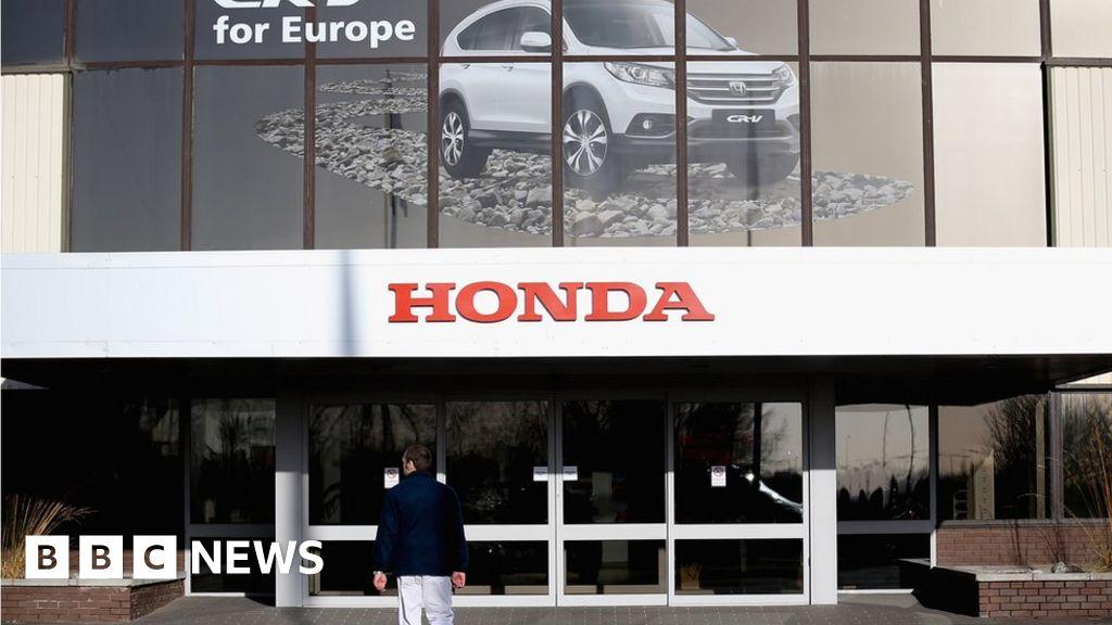 Honda plans six-day shutdown post-Brexit