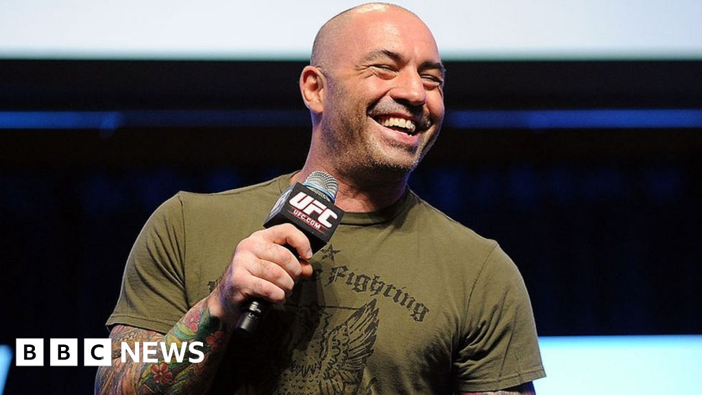 Joe Rogan signs exclusive podcast deal with Spotify
