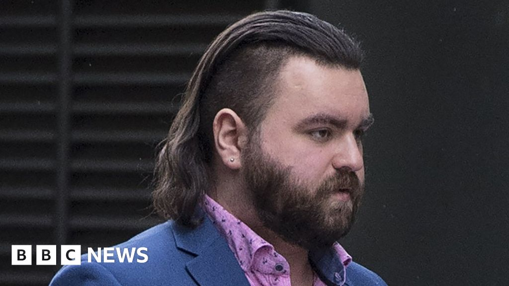 Andrew Dymock: Neo-Nazi guilty of terrorism charges